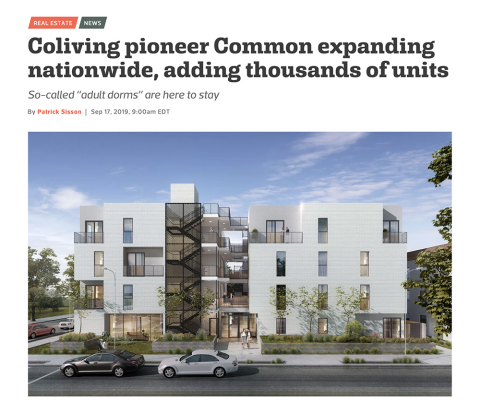 Matteson on Curbed