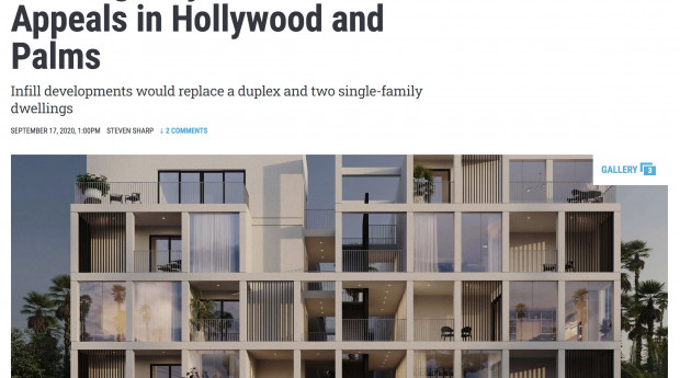 Lexington II Survives Appeal in Hollywood — Urbanize LA